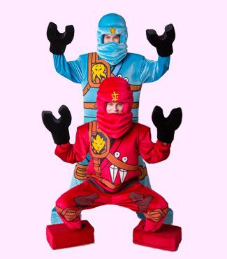 Аниматор Лего ниндзаго