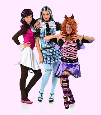 Аниматоры Monster High