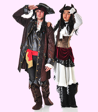 Аниматоры Пираты