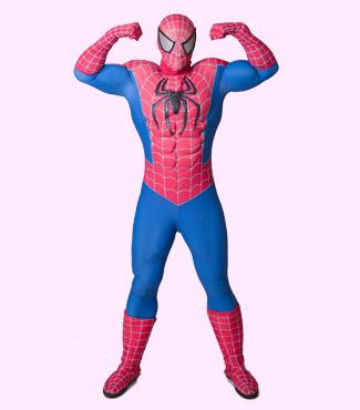 Аниматор Человек-паук