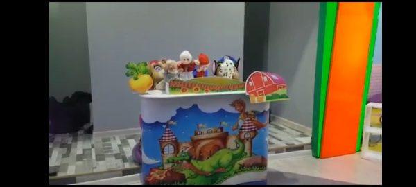 Кукольный спектакль в Астане